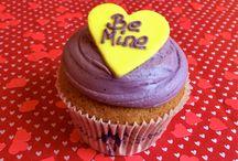 Valentine's Cupcakes 2014