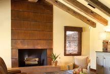 Concrete Fireplaces / Fabulous Original Designs Concrete Fireplaces
