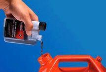 gasoline propane storage / by corinne alphen