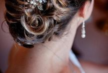 My Weddings / Here are some of my Beautiful Brides. All hair and/or Make-up done my myself