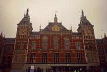 Amsterdam e Rotterdam, Paesi Bassi / Aprile 2013