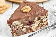 γλυκά πάστες τούρτες