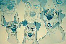 Cartoony_animals-expressions