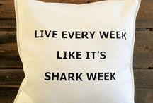 Ermahgerd: Shark Week! / by Griffin Technology