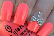 Nails!! / by Lexi Marie Mcmann Mcmann