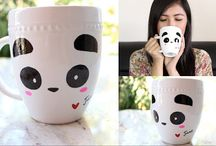 cute DIY cups