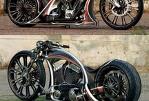 Cars and Bikes