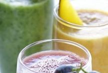 DRINKS, FRUITS & HEALTHY JUICES