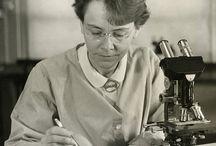 Mujeres destacadas de la ciencia y filosofía del s. XX