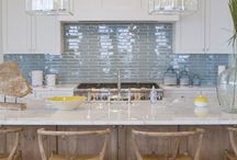 Kitchens- Beach inspired