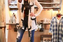 Bohemian Inspired Fashion Rodeo vibes up in Chunky Armadillo!  #giddyup #cowgirl #nfrfashion