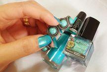 Esmalte da Semana: Azul Turquesa. / Esmalte da Semana: Azul Turquesa. A cor que irá esquentar o seu verão e melhorar a sua qualidade de vida. Acessem:  http://www.camilazivit.com.br/esmalte-da-semana-azul-turquesa/