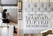 Dimond tufting