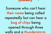Funny Toddler Quotes / Kids really do say the darndest things, and here's a few of them!