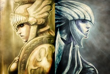 TES IV: Oblivion / Art and Fan Art from The Elder Scrolls IV: Oblivion