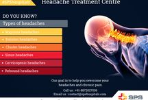 Headache Treatment Clinic in Ludhiana, India / SPS HOSPITALS LAUNCHES COMPREHENSIVE CENTRE FOR EFFECTIVE TREATMENT AND MANAGEMENT OF HEADACHE