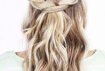 Attaches cheveux longs