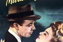 Film Noir / Do you like your mysteries dark, brooding, and existential? Filled with fedoras, trench coats, and Bogart, these film noirs are bound to please.