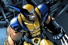 Super heróis *0* / Os melhores super heróis !