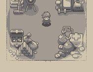 Style Graphic Pixel Art / Style Graphic Pixel Art game videogame