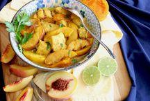 Persian & Indian Food