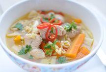 Matretter / Suppe