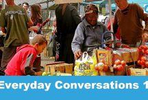 Angol párbeszédek 1