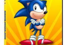 Sonic Home Video / Sonic DVDs and more!