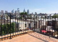 Wrought Iron Patio & Lawn Fences