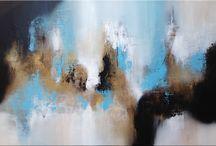 Abstract paintings by Julijana Ravbar / #abstract#art#abstractpainting#modernpainting#large painting#largeabstractpainting#moderngallery#abstractgallery#artist#large#abstract#paintings#new#art#texture#art