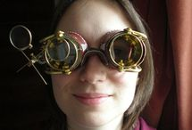 Reference {Steampunk Goggles}