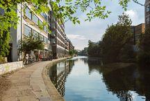 Regents Canal Hoxton / #RegentsCanalHoxton #London #Victorstone www.victorstone.co.uk