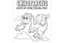 Coloring for Chiropractic