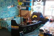 Land ahoy - pirate treasure