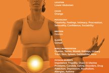 Chakras / by Laurie Flynn