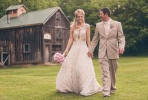 Sara's Country Wedding - Ashley Douglass Events
