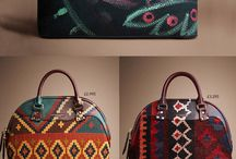 Handbags/Clutches / by Rachel Atkinson