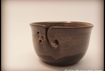 New Yarn Bowls / These beautiful, locally made bowls just arrived!