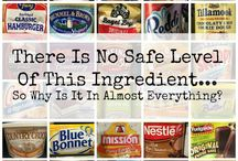 Food News ~ Beware Of Our Food Supply / Too many harmful ingredients are in the foods we eat. Our food supply needs to be cleaned up, these articles help guide us on what to avoid.