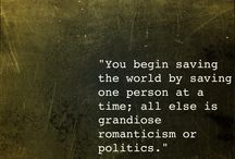 lets save the world