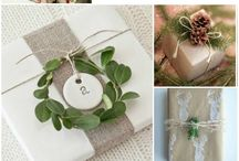 Creative giftwrapping