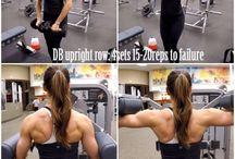 8 weeks gym