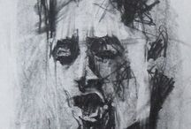 The shout / Charcoal