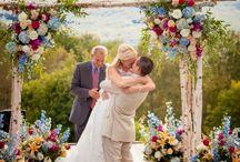 Boho chic decor l Casamento