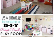 Payton's room / Playroom