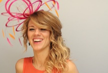 Fascinators, hats and millinery inspiration / talented designers showcasing their designs.. have a look and find some inspiration