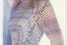 pulover curcubeu