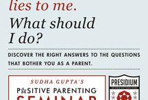 PARENTING SEMINAR BY RENOWNED PARENTING EXPERT MRS. SUDHA GUPTA