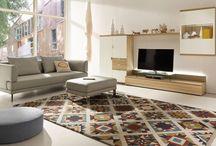 Obývačka design