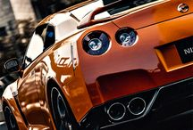 Nissan GTR and Other